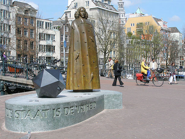 Citaten Spinoza Centrum : Spinoza